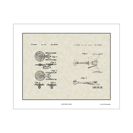 Concept Products Patent Prints