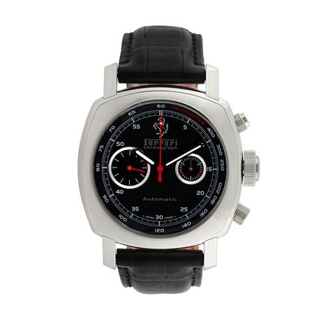 Panerai Ferrari Granturismo Chronograph Automatic // FER0004 // 818-TM10016 // Pre-Owned // c. 2000s