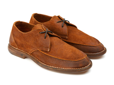 Photo of Artola The Brooklyn Footwear Company Ronson Chukka // Tobacco (US: 9) by Touch Of Modern