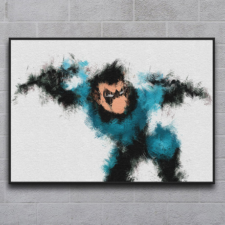 "The Nightwing (11.7""L x 16.5""H)"