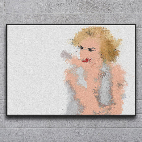 "Marilyn Monroe (11.7""L x 16.5""H)"