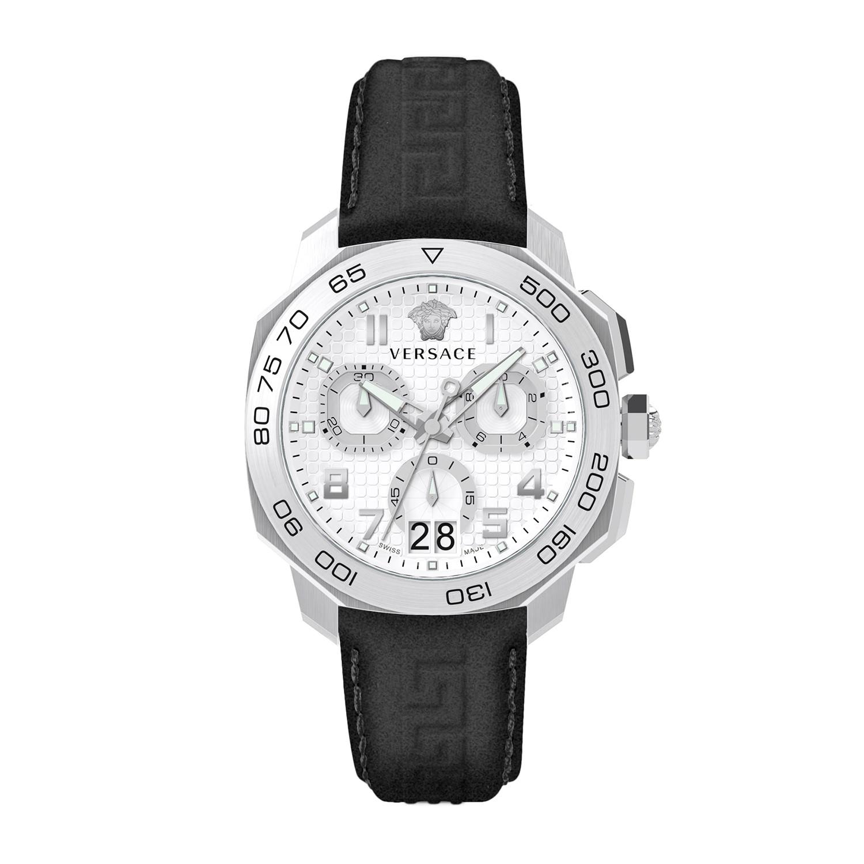 d2529c3b Versace Dylos Chronograph Quartz // VQC070015 - Versace Watches ...