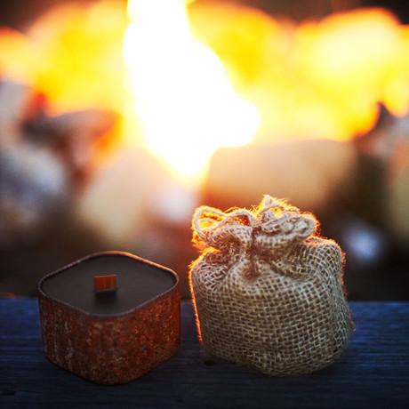 Outlaw // Amber + Cedarwood + Campfire