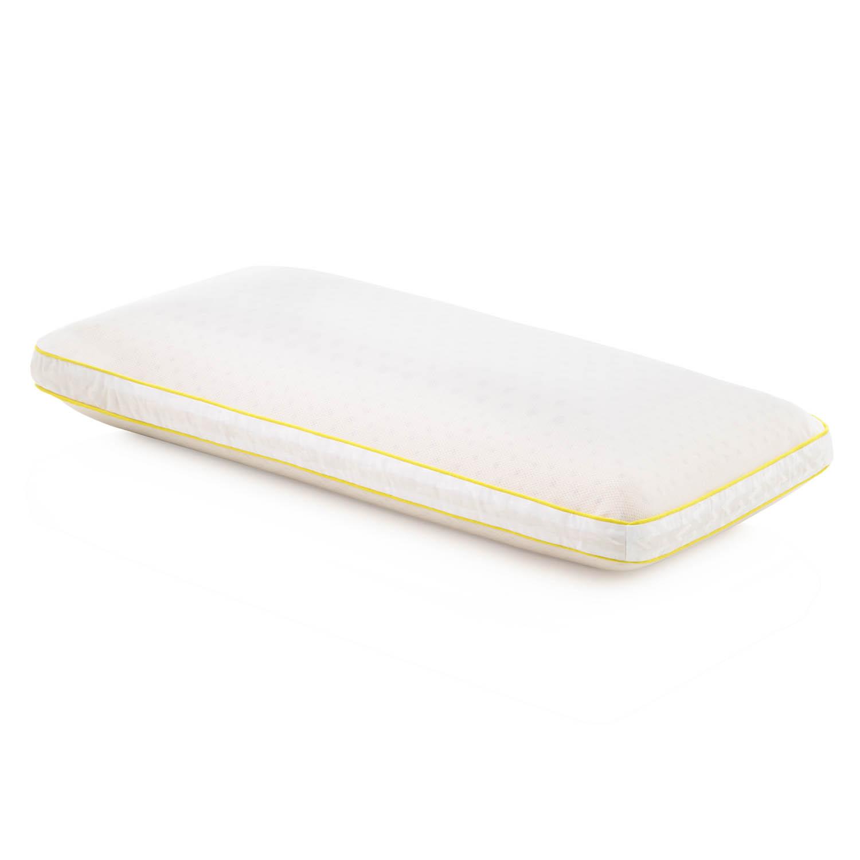 Z Zoned Dough Chamomile Pillow Standard Mid Loft