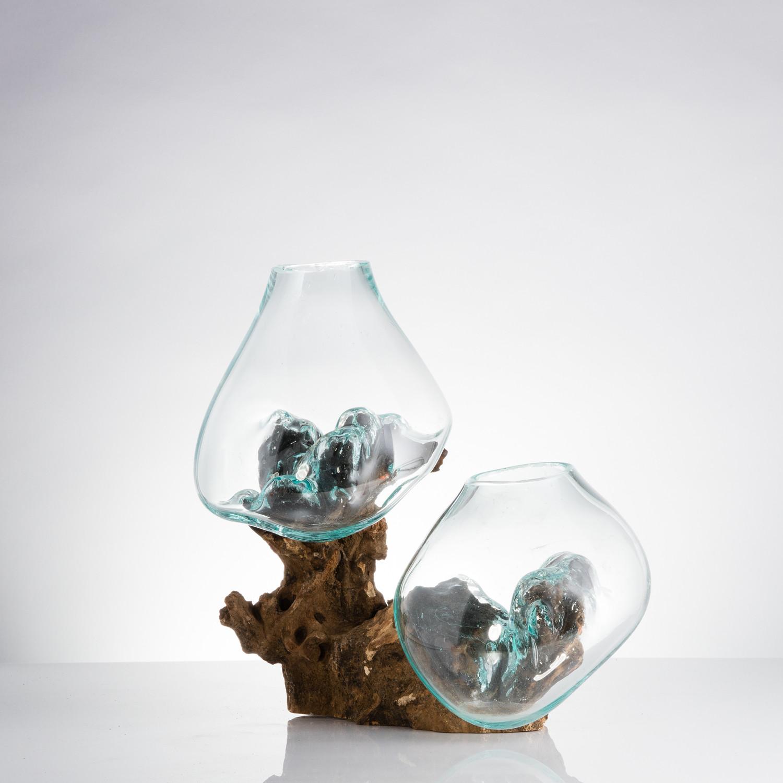 kitchen set decorative decor cylinder dp candle floating com of amazon vase eastland vases glass home