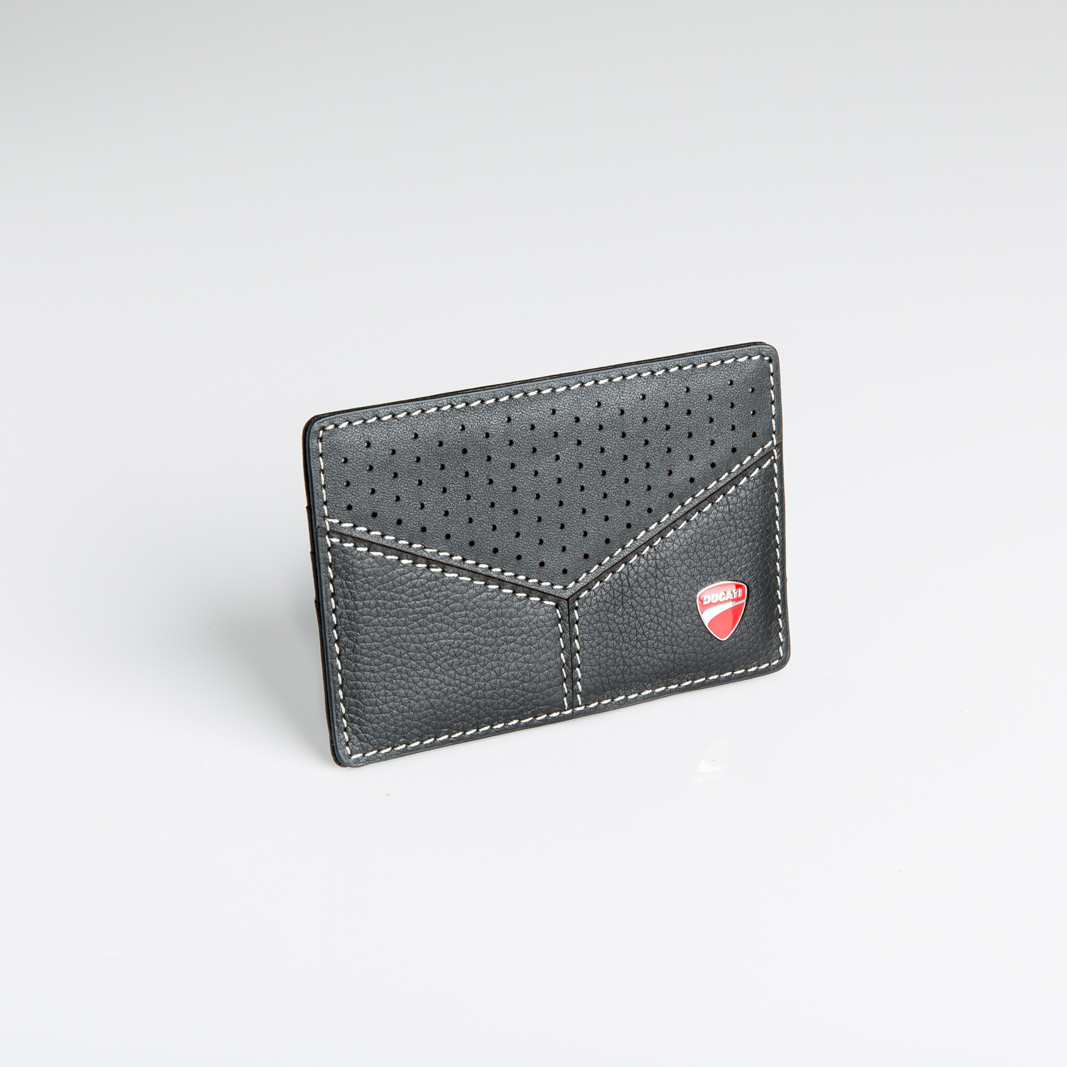 Business Card Holder // Design 2 Series // 4 Pocket - Ducati - Touch ...