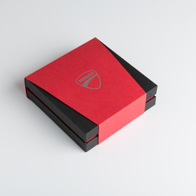 Business Card Holder // Design 2 Series // 4 Pocket - Ducati ...