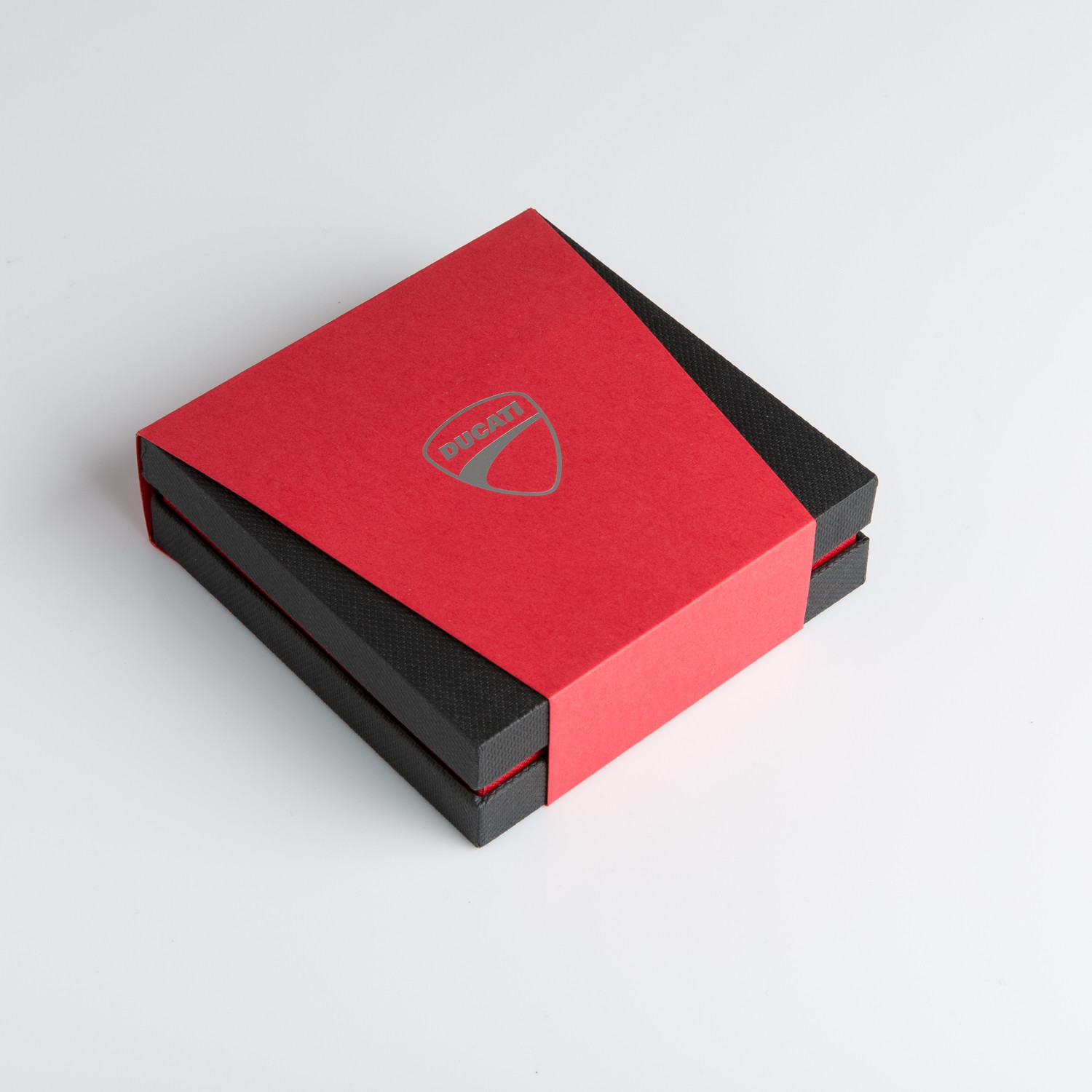Business Card Holder Design 2 Series Folded Ducati Touch