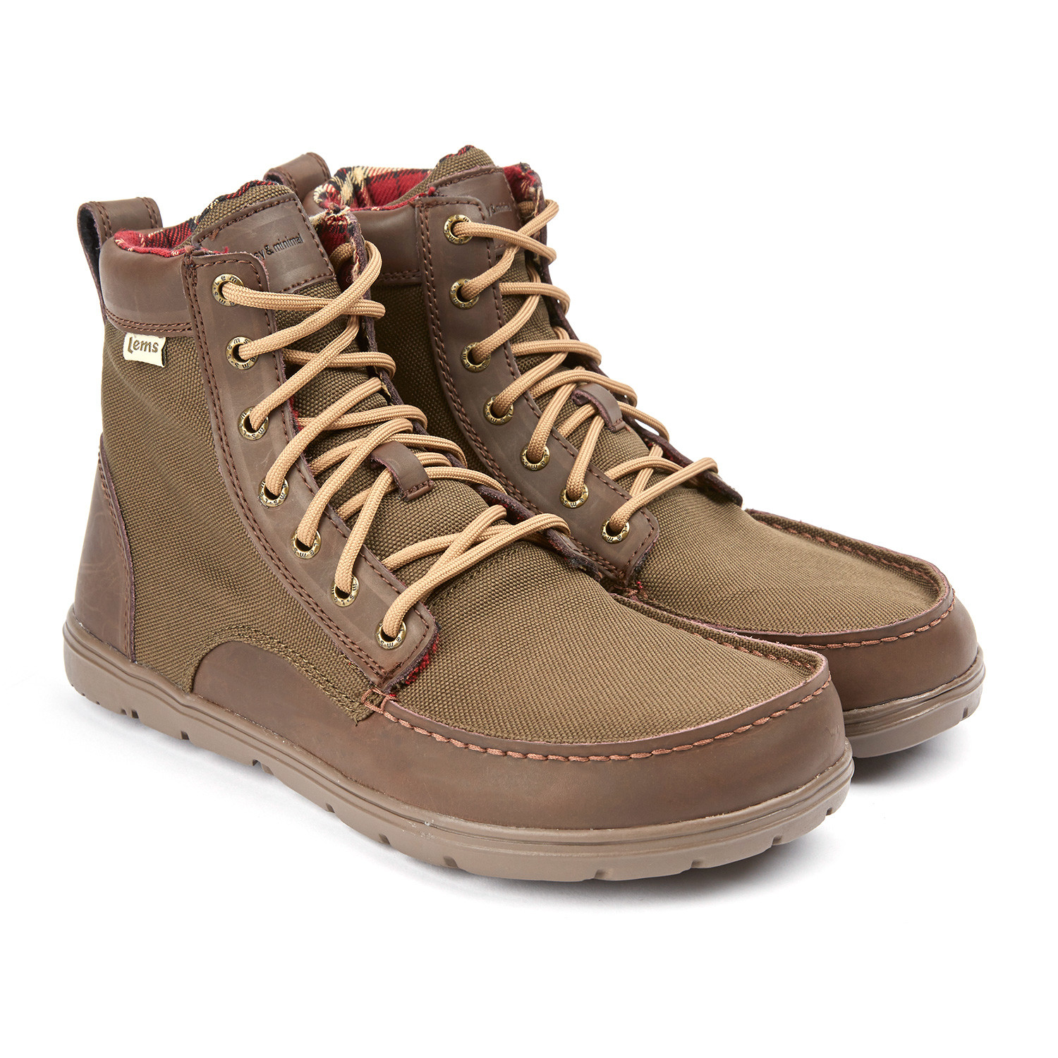 9101be44b46 Boulder Boot // Timber (Euro: 41) - Lems Shoes - Touch of Modern