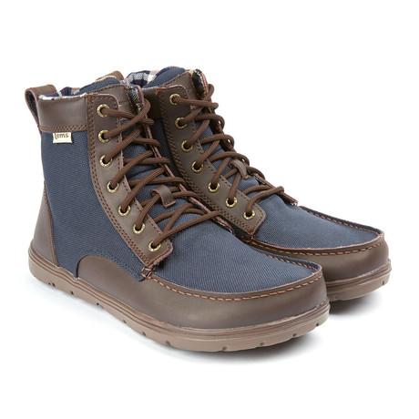 Boulder Boot // Navy Stout (Euro: 36)
