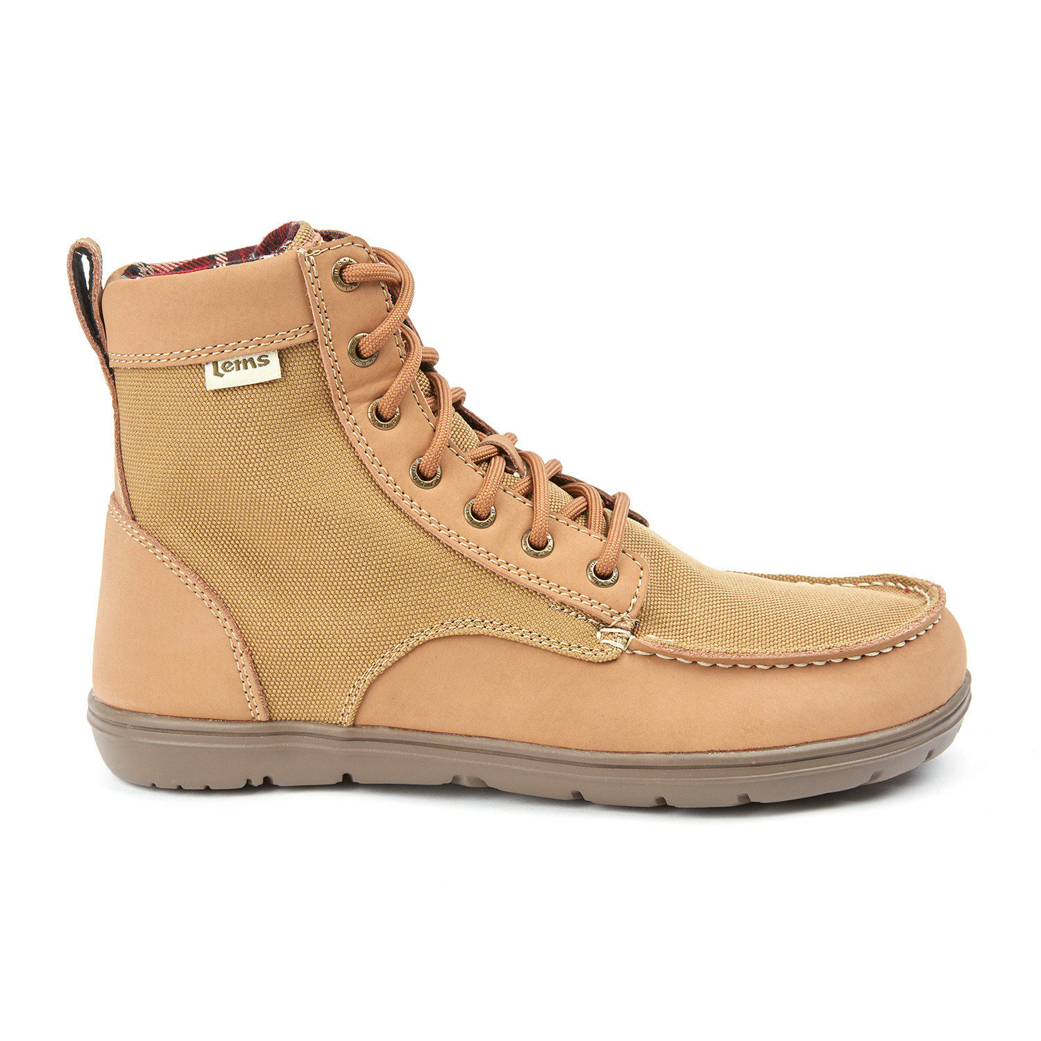 Boulder Boot Brown Euro 40 Lems Shoes Touch Of