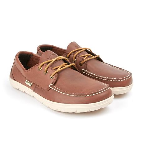 Mariner Boat Shoe // Walnut (Euro: 36)