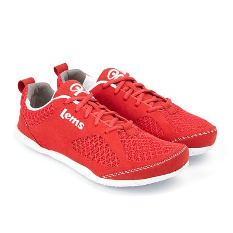 Primal 2 Lightweight Sneaker // Cardinal (Euro: 37)