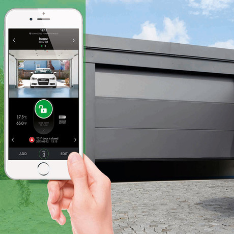 Gogogate2 // Smart Wifi Garage Door Opener + Sensor