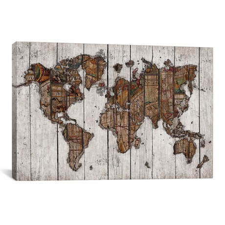 Wood Map