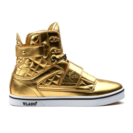 Atlas Metallic // Gold (US: 7)
