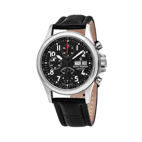 Revue Thommen Air Speed Pilot Automatic // 17081.6537