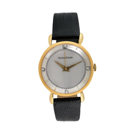 Jaeger LeCoultre Manual Wind // Pre-Owned