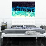 """The Fame Game Night (16""""W x 24""""H x 2""""D)"""