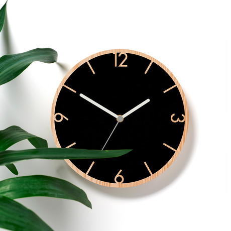Byshop interesting clocks touch of modern for Touch of modern clock
