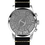 Oliver Hemming Sport Chronograph Quartz // WTC17SB81BWVB