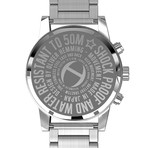 Oliver Hemming Grand Sport Chronograph Quartz // WTC17S81WBCD