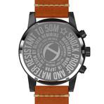 Oliver Hemming Sport Chronograph Quartz // WTC17B81BWVT // New
