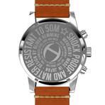 Oliver Hemming Engineer Chronograph Quartz // WTC17S80WVT // New
