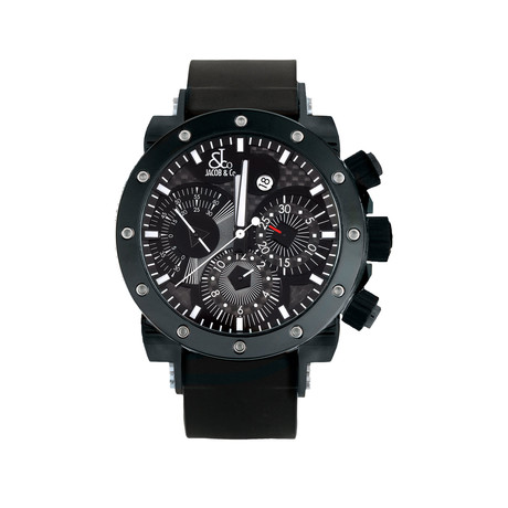 Jacob & Co. Epic II Chronograph Automatic // 91329736 // Store Display