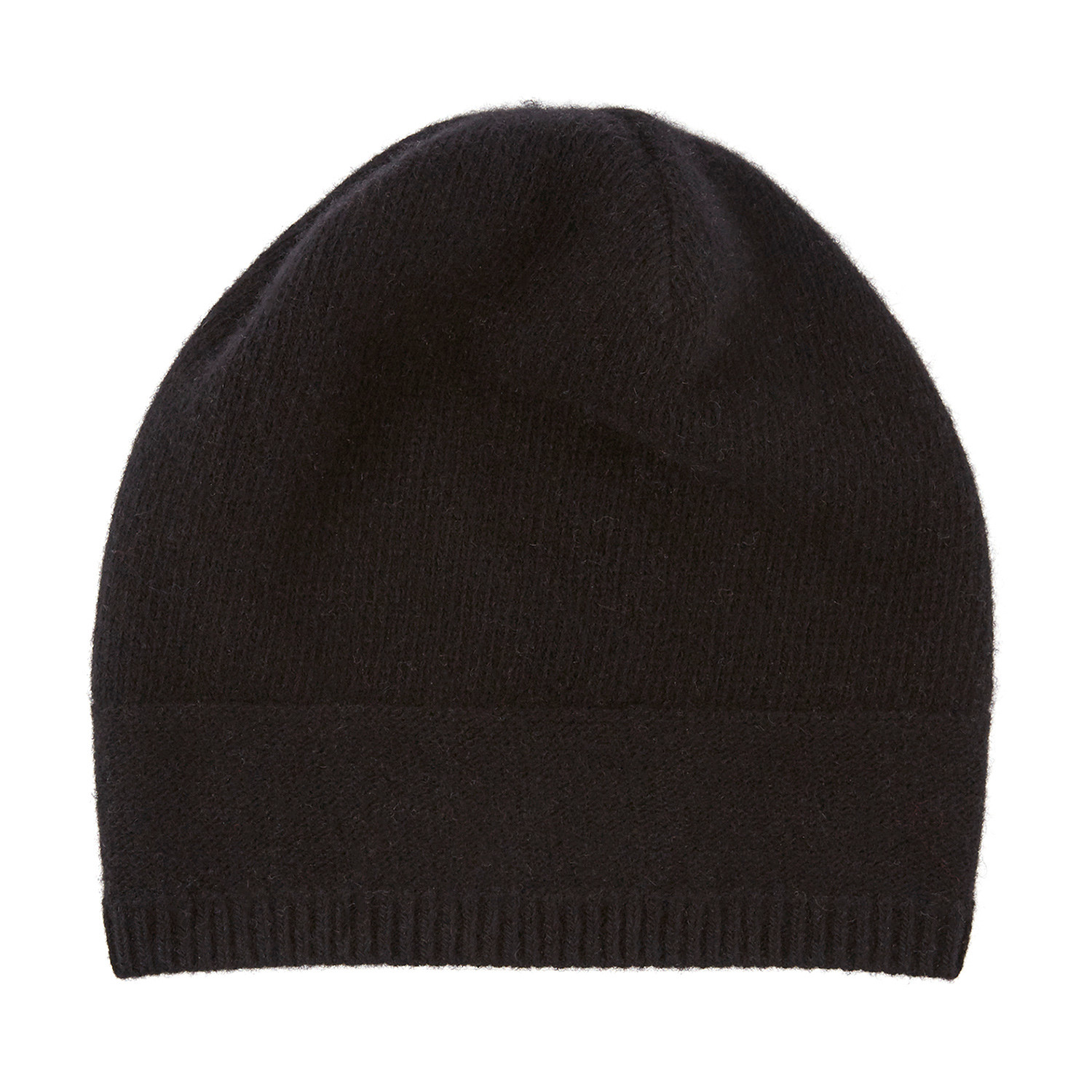 57fb9b632e9 Cashmere Slouchy Hat (Black) - Portolano - Touch of Modern