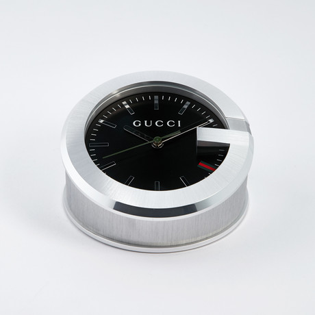 Gucci table desk clocks touch of modern for Touch of modern clock