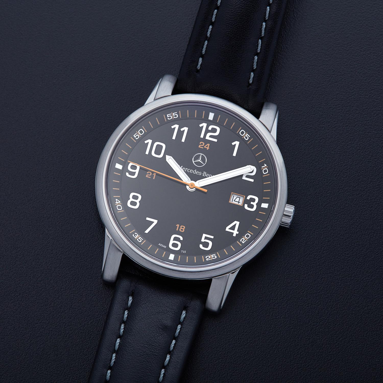 Mercedes benz luminous quartz amht140bk mercedes benz for Mercedes benz watch price