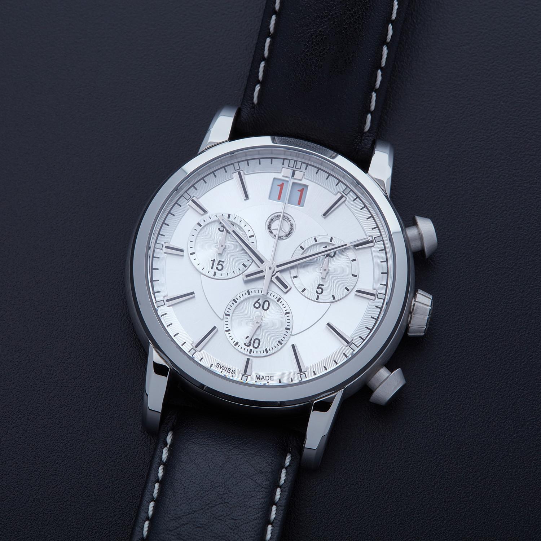 Mercedes-Benz Classic Chronograph Quartz // AMBT168