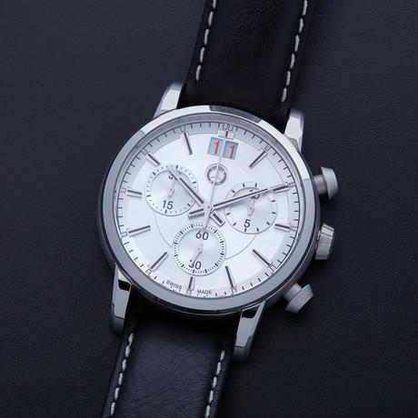 Mercedes benz classic chronograph quartz ambt168 for Mercedes benz watch price
