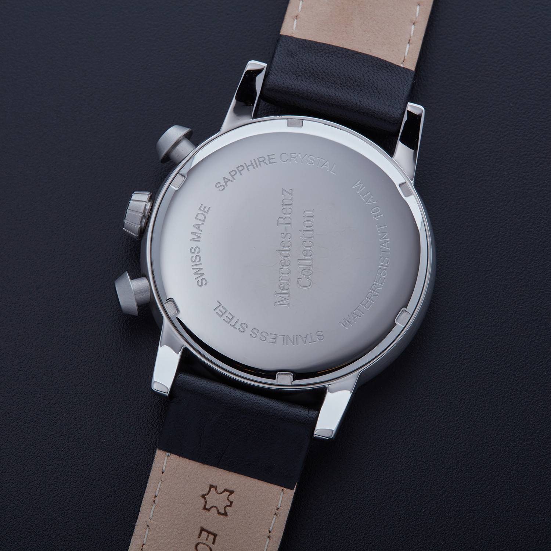 IWC Ingenieur Chronograph Racer Watch (Mercedes Benz AMG ... |Mercedes Benz Chrono Watches