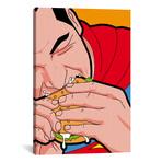 """Super Burger (18""""W x 26""""H x 0.75""""D)"""