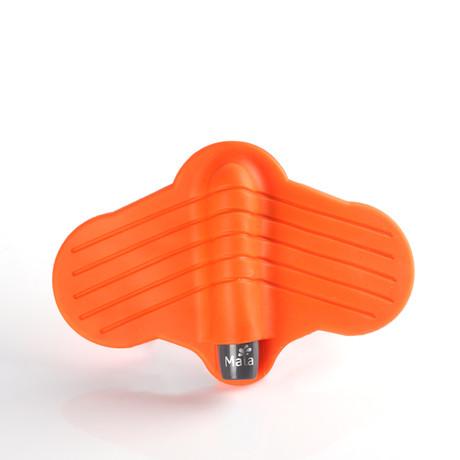 Ray Silicone Stroker Stimulator