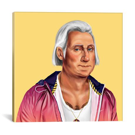 "George Washington // Amit Shimoni (18""W x 18""H x 0.75""D)"