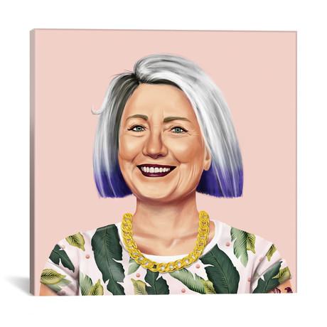 "Hillary Clinton // Amit Shimoni (18""W x 18""H x 0.75""D)"
