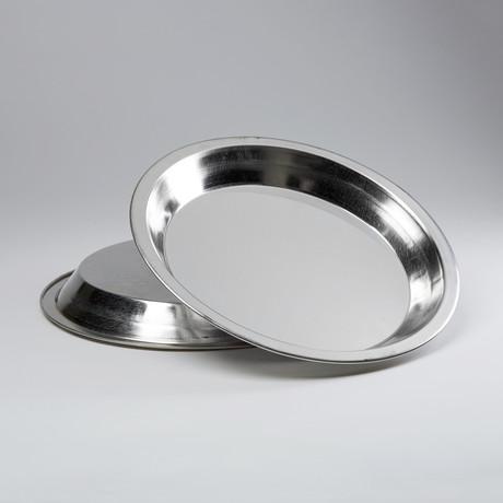 Golden Era Pie Plates // Set of 2