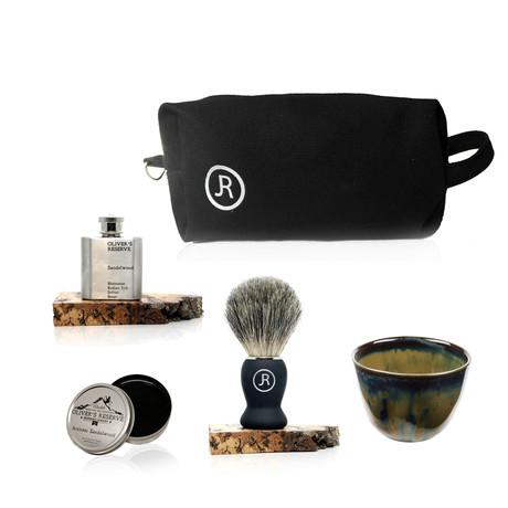 Deluxe Shave Bundle (Mintaxtic)