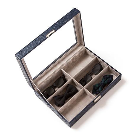Safe Specs Sunglass Box // Black