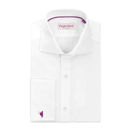 Grand Button-Up Shirt // White