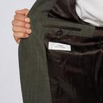 Versace Collection // Two-Piece Notch Lapel Suit // Grey (Euro: 46R)