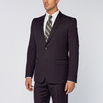 Versace Collection // Two-Piece Notch Lapel Suit // Navy (Euro: 46R)