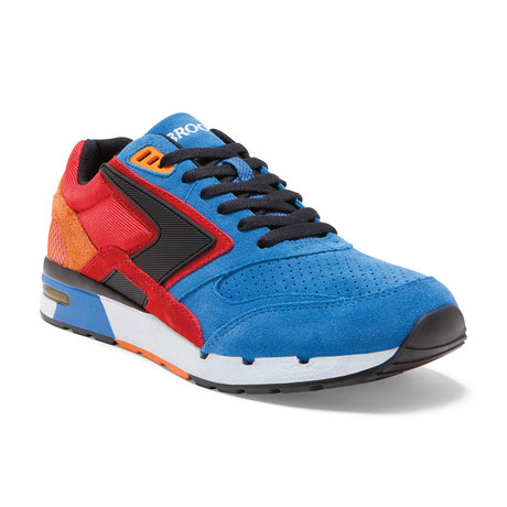 aaacc6b722daa Vanguard    Glacier Grey + Black Iris + High Risk. Members-only Pricing.  Brooks    Fusion    Strong Blue + High Risk Red + Orange (US