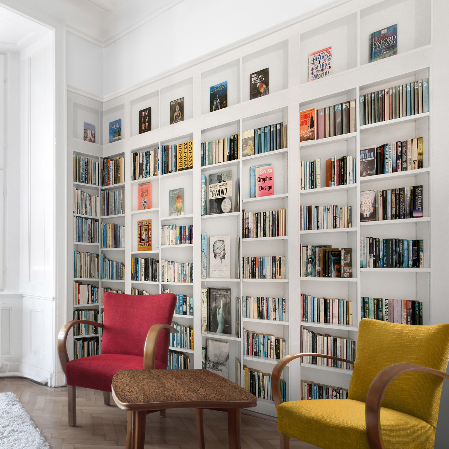 My Private Library YOUR DECO SHOP Touch of Modern