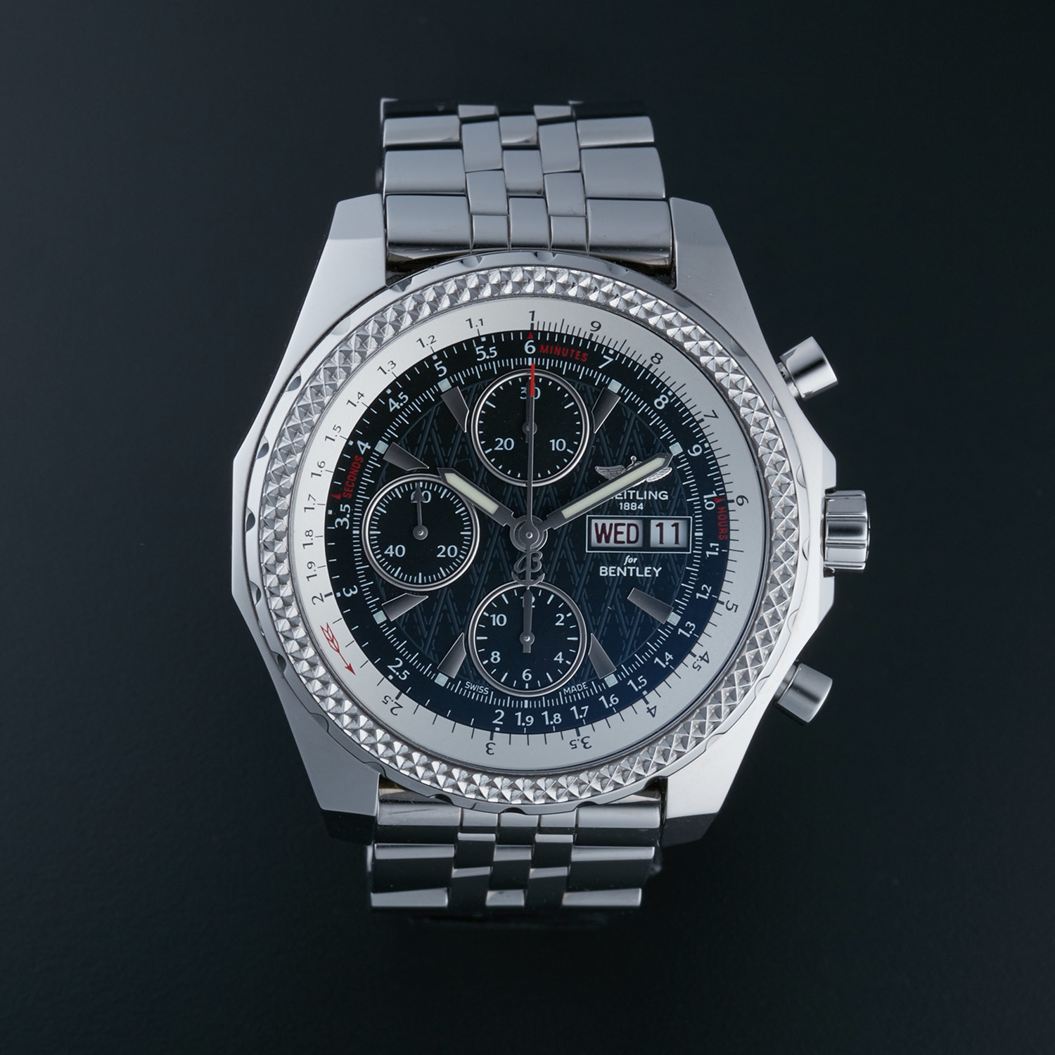 Breitling Bentley GT Automatic // Special Edition