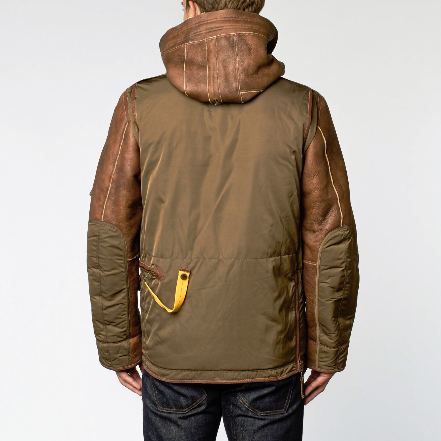 Parajumpers Right Hand Brown