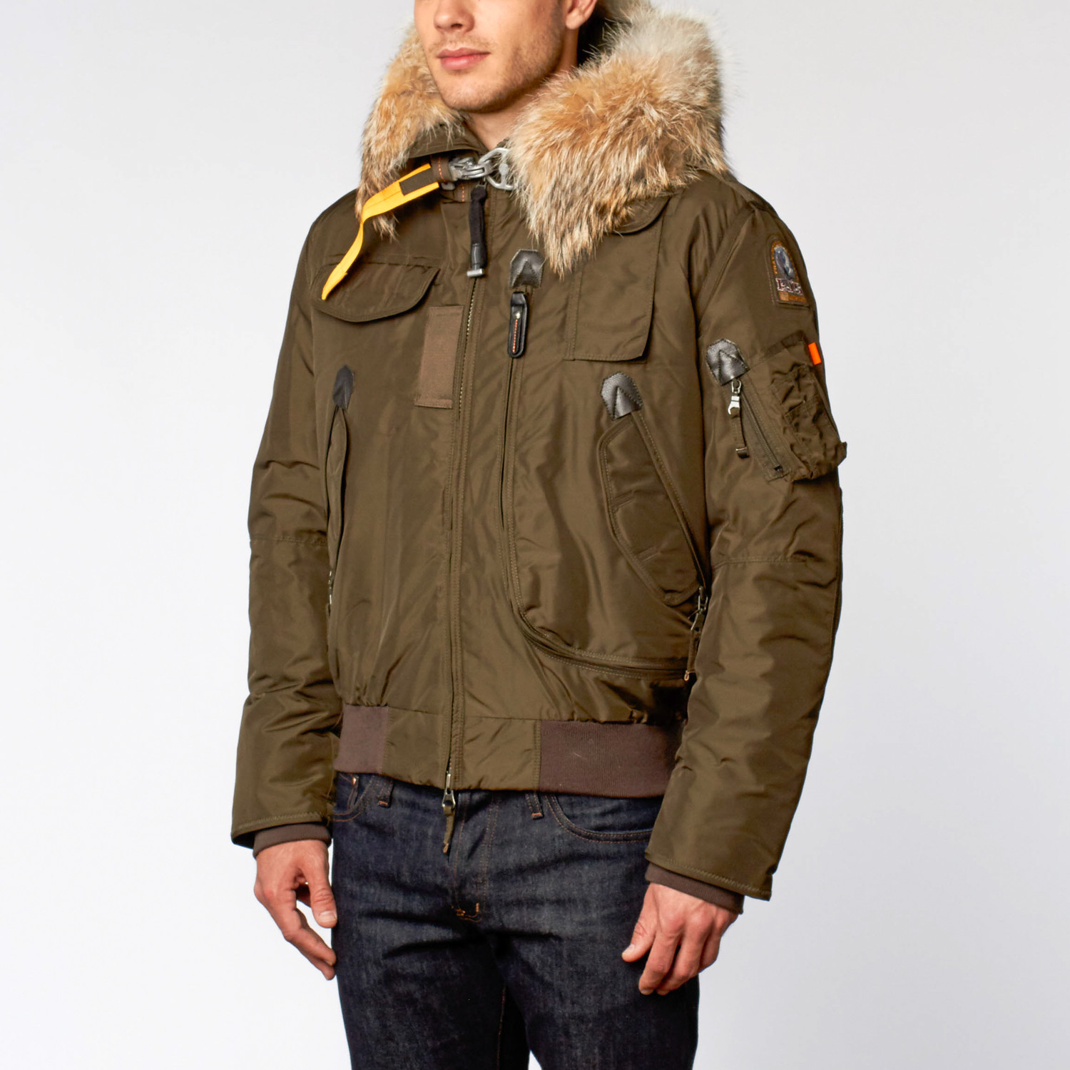 Parajumpers Gobi Green